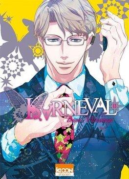 Couverture du livre : Karneval, Tome 13
