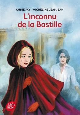 Couverture du livre : L'Inconnu de la Bastille