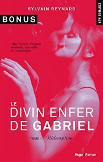 Couverture de Le Divin Enfer de Gabriel, Tome 3.5 : Rédemption (Bonus)