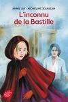 couverture L'Inconnu de la Bastille