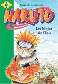 Naruto, tome 4 : Les Ninjas de l'Eau (Roman)