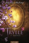 couverture Trylle, Tome 3 : Royale