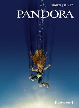 Couverture du livre : Pandora