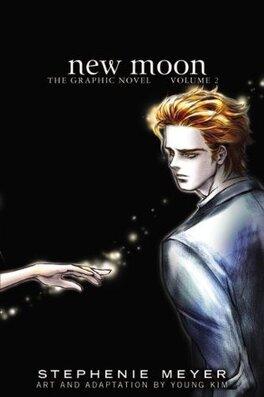 Couverture du livre : Twilight, Tome 2 : Tentation II (Roman graphique)