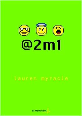 Couverture du livre : @2m1