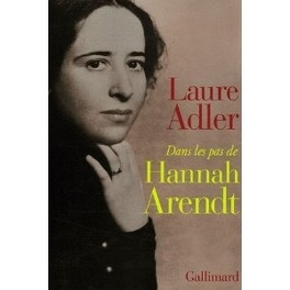 Couverture du livre : Dans les pas de Hannah Arendt