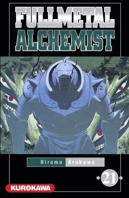 Couverture du livre : Fullmetal Alchemist, tome 21