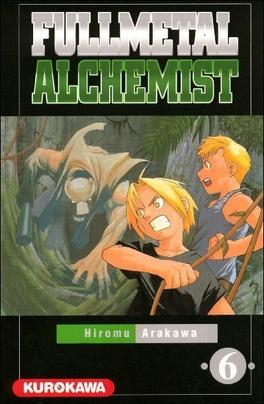 Couverture du livre : Fullmetal Alchemist, tome 6
