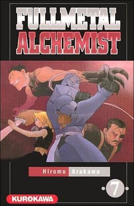 Couverture du livre : Fullmetal Alchemist, tome 7