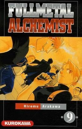 Couverture du livre : Fullmetal Alchemist, tome 9
