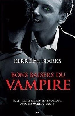 Couverture du livre : Histoires de vampires, Tome 1 : Bons baisers du vampire