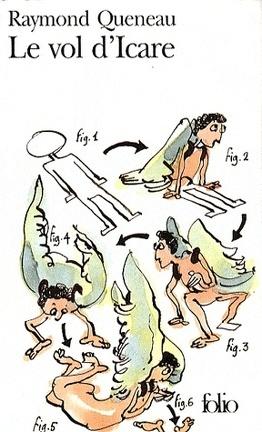 Couverture du livre : Le Vol d'Icare