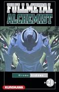 Fullmetal Alchemist, tome 21