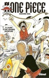 One Piece, Tome 1 : À l'aube d'une grande aventure
