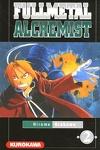 couverture Fullmetal Alchemist, Tome 2