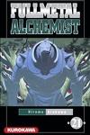 couverture Fullmetal Alchemist, tome 21