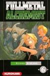 couverture Fullmetal Alchemist, tome 6