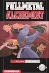couverture Fullmetal Alchemist, tome 7