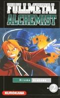Fullmetal Alchemist, Tome 2