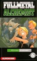 Fullmetal Alchemist, tome 6