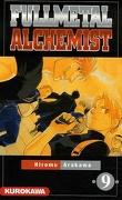 Fullmetal Alchemist, tome 9