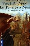 couverture Les Portes de la Mort, tome 1 : L'aile du dragon
