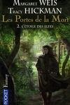couverture Les Portes de la Mort, tome 2 : L'étoile des elfes