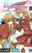 Tsubasa Reservoir Chronicle, tome 15