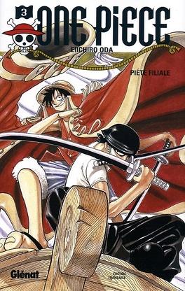 Couverture du livre : One Piece, Tome 3 : Une vérité qui blesse