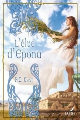 Couverture du livre : Partholon, Tome 1 : L'Élue d'Épona