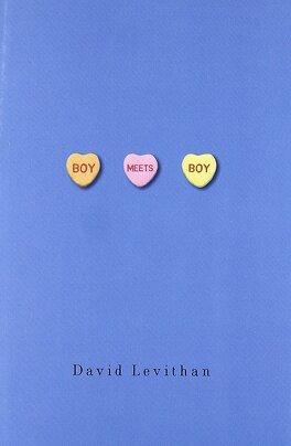 Couverture du livre : Boy Meets Boy
