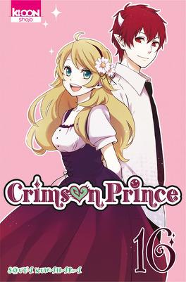 Couverture du livre : Crimson Prince, tome 16