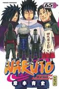 Naruto, Tome 65 : Hashirama et Madara