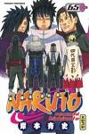 couverture Naruto, Tome 65 : Hashirama et Madara