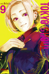 couverture Tokyo Ghoul, Tome 9