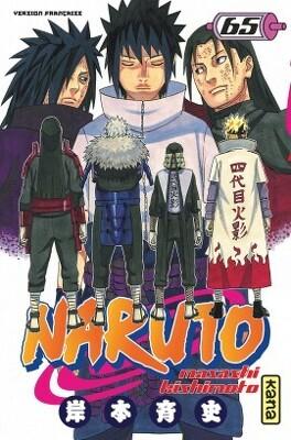 Couverture du livre : Naruto, Tome 65 : Hashirama et Madara