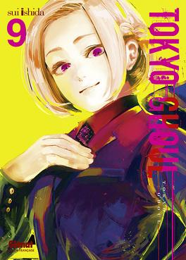Couverture du livre : Tokyo Ghoul, Tome 9