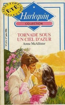Couverture du livre : Tornade sous un ciel d'azur