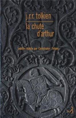 Couverture du livre : La chute d'Arthur