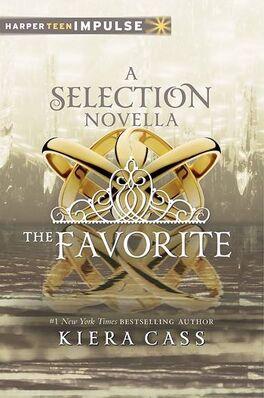 Couverture du livre : La Sélection, HS : The Favorite