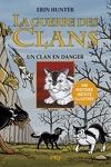couverture Le Destin de Nuage de Jais, tome 2 : Un Clan en danger