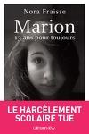 couverture Marion, 13 ans pour toujours