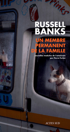 Couverture du livre : Un membre permanent de la famille