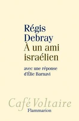 Couverture du livre : À un ami israélien