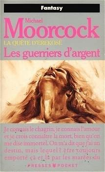 Couverture du livre : La Quête d'Erekosë, tome 2 : Les Guerriers d'argent