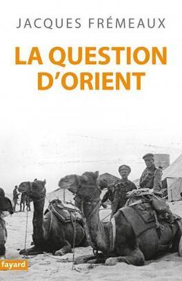 Couverture du livre : La Question d'Orient