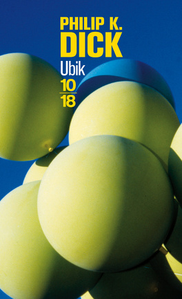 Couverture du livre : Ubik