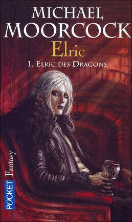 Couverture du livre : Le cycle d'Elric, tome 1 : Elric des Dragons