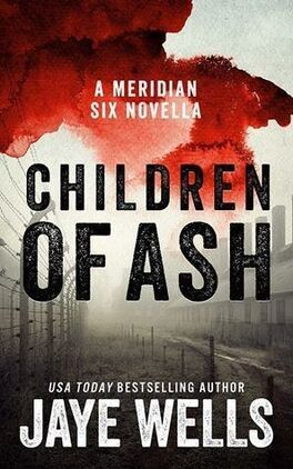 Couverture du livre : Meridian Six, Tome 2 : Children of Ash