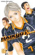 Haikyū !! Les As du volley, Tome 7